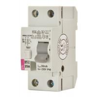 EFI-2A 25/0,03A áram-védőkapcsoló