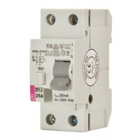 EFI-2A 40/0,1A áram-védőkapcsoló