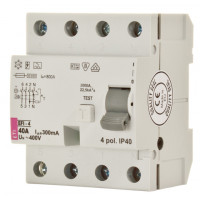 EFI-4A 80/0,3A áram-védőkapcsoló