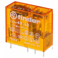 Finder relé 110VAC
