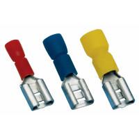 Csúszósaru hüvely szig. 2,5mm2 6,3