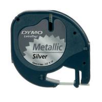 Dymo fém szalag (ezüst 59429)